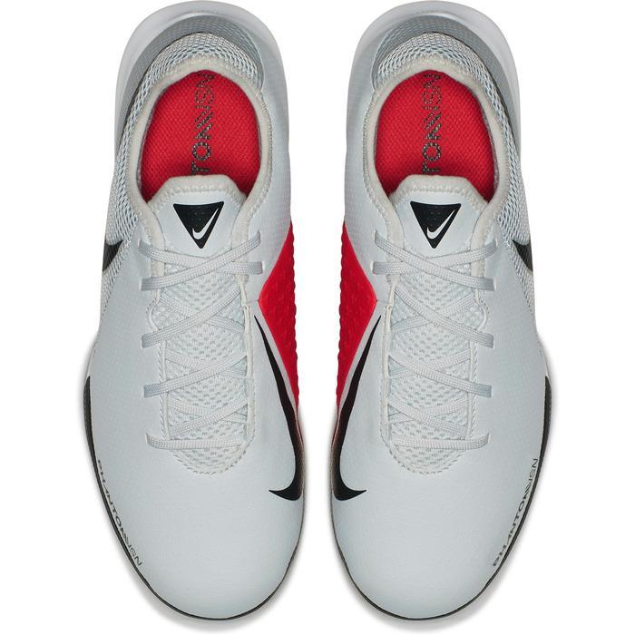 Zaalvoetbalschoenen voor kinderen Phantom Vision Gato HW18 wit rood