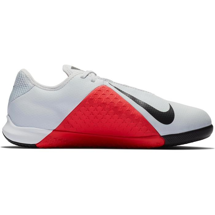 Zaalvoetbalschoenen kind Phantom Vision Gato wit/rood - 1515689