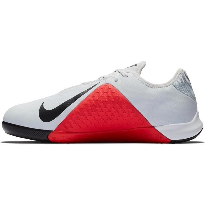 Zaalvoetbalschoenen kind Phantom Vision Gato wit/rood