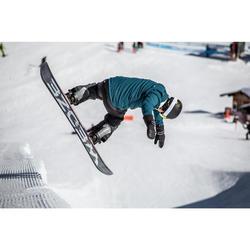 單/雙板滑雪連指手套SNB MI 900 - 黑色