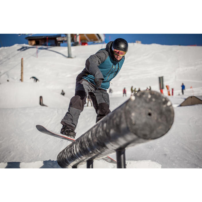 Gant de snowboard (et de ski) SNB GL 900 noir
