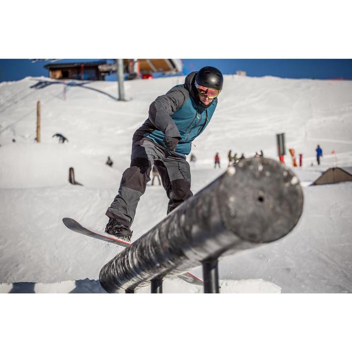 Handschuhe Snowboard/Ski SNB 900 schwarz