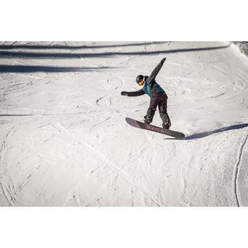 Chaussures de snowboard homme à serrage rapide piste / hors-piste, All Road 900