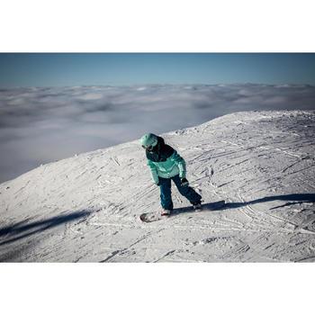 Snowboardhose SNB PA 100 Damen petrol