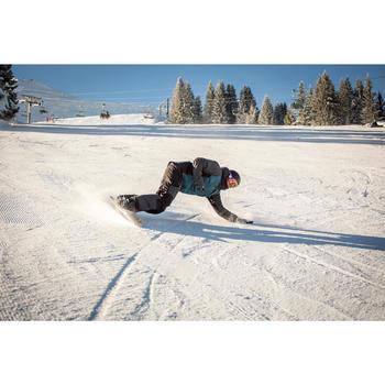 單/雙板滑雪手套SNB GL 900 - 黑色