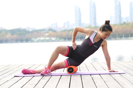 How to use a massage roller?