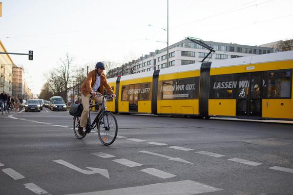 Mobilité douce, urbaine, active