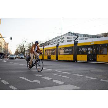 Stadsfiets voor lange afstanden Hoprider 100 laag frame - 1515981