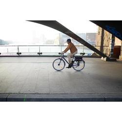 Stadsfiets voor lange afstanden Hoprider 100 lage opstap