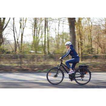 Vélo ville longue distance Hoprider 900 cadre haut