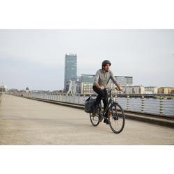 Stadsfiets voor lange afstanden Hoprider 500 lage opstap