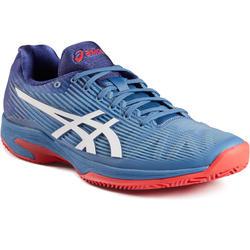 Tennisschoenen voor heren Gel-Solution Speed 3 blauw gravel