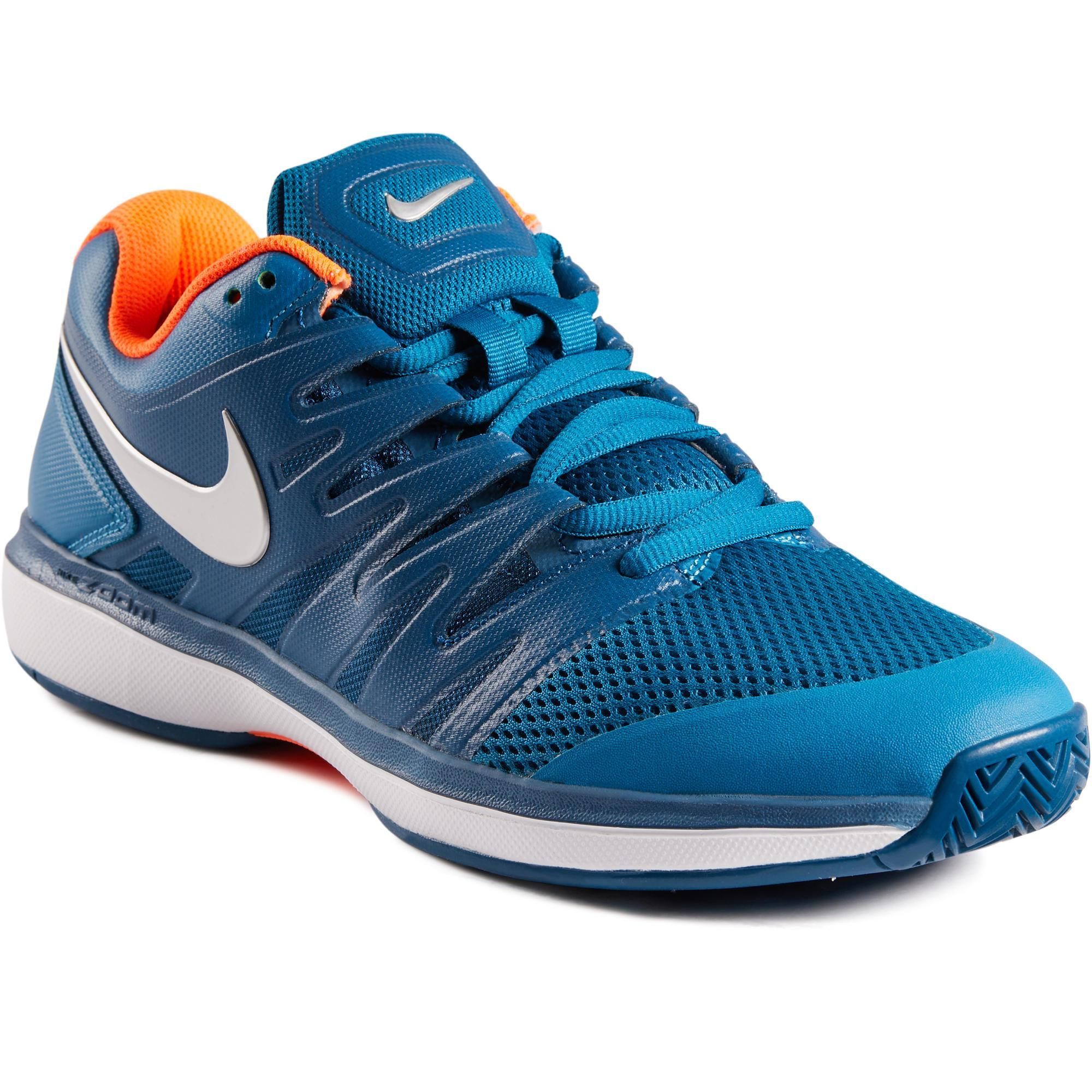 the cheapest uk availability authentic quality Zoom Chaussure Prestige HC BLEU Nike Decathlon TfqOaqx