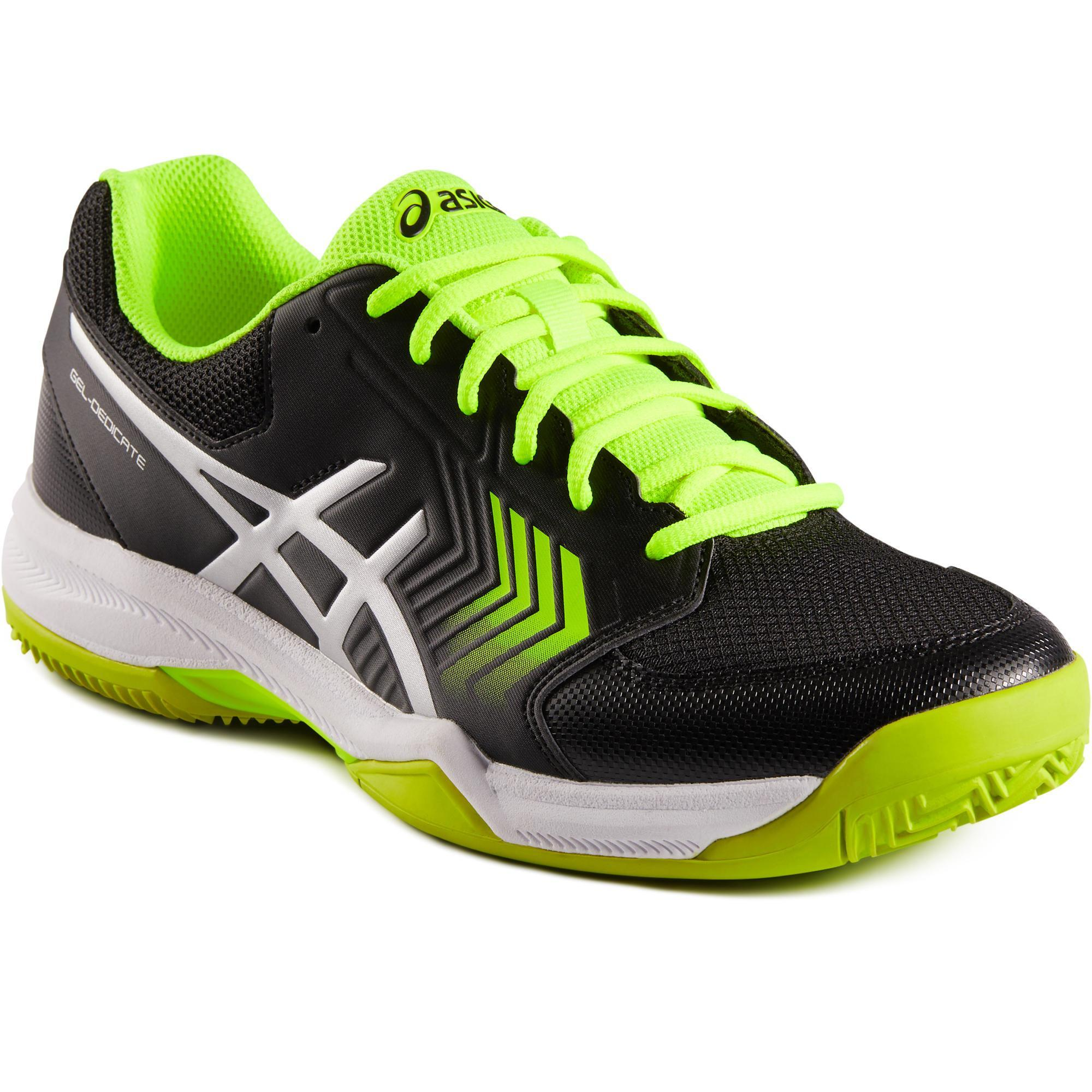 Asics Tennisschoenen Gel Dedicate zwart