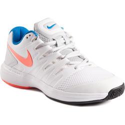 Tennisschoenen voor dames Zoom Prestige wit/roze