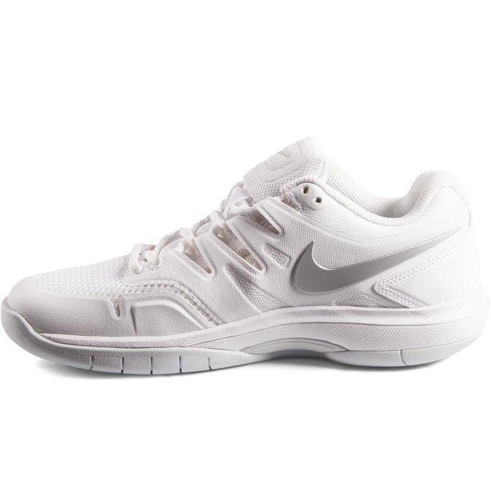 Tennisschoenen voor dames tapijt Zoom Prestige wit