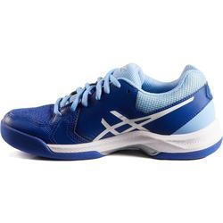 Tennisschuhe Gel Dedicate Indoor Damen blau