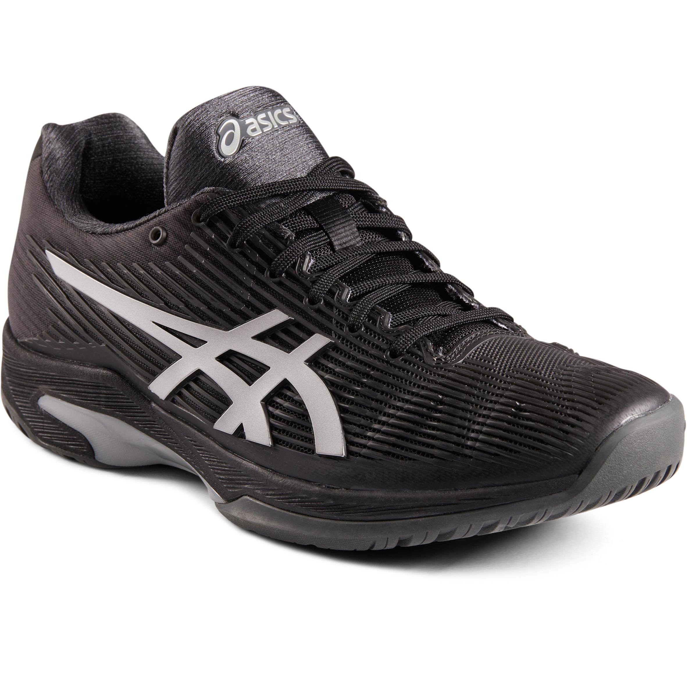 Asics Tennisschoenen voor heren Gel-Solution Speed 3 zwart omni zool
