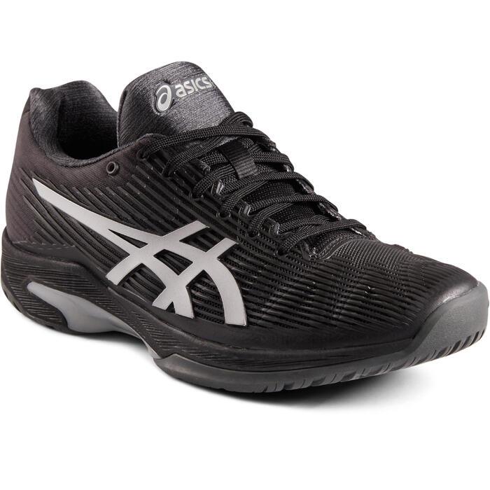 Tennisschoenen voor heren Gel-Solution Speed 3 zwart omni zool