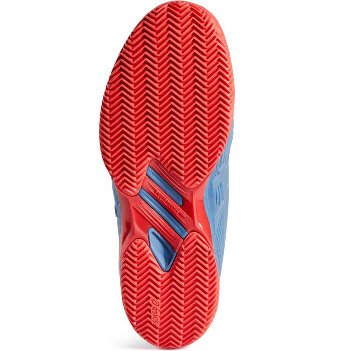 Tennisschuhe Gel-Solution Speed 3 Sandplatz Herren blau
