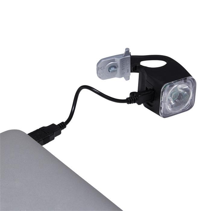 ALUMBRADO BICICLETA LED VIOO ROAD 500 DELANTERO LOCK USB