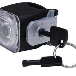 FIETSVERLICHTING OP LED FL 520 KOPLAMP LOCK USB