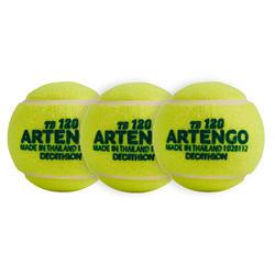 Hộp ba quả bóng...