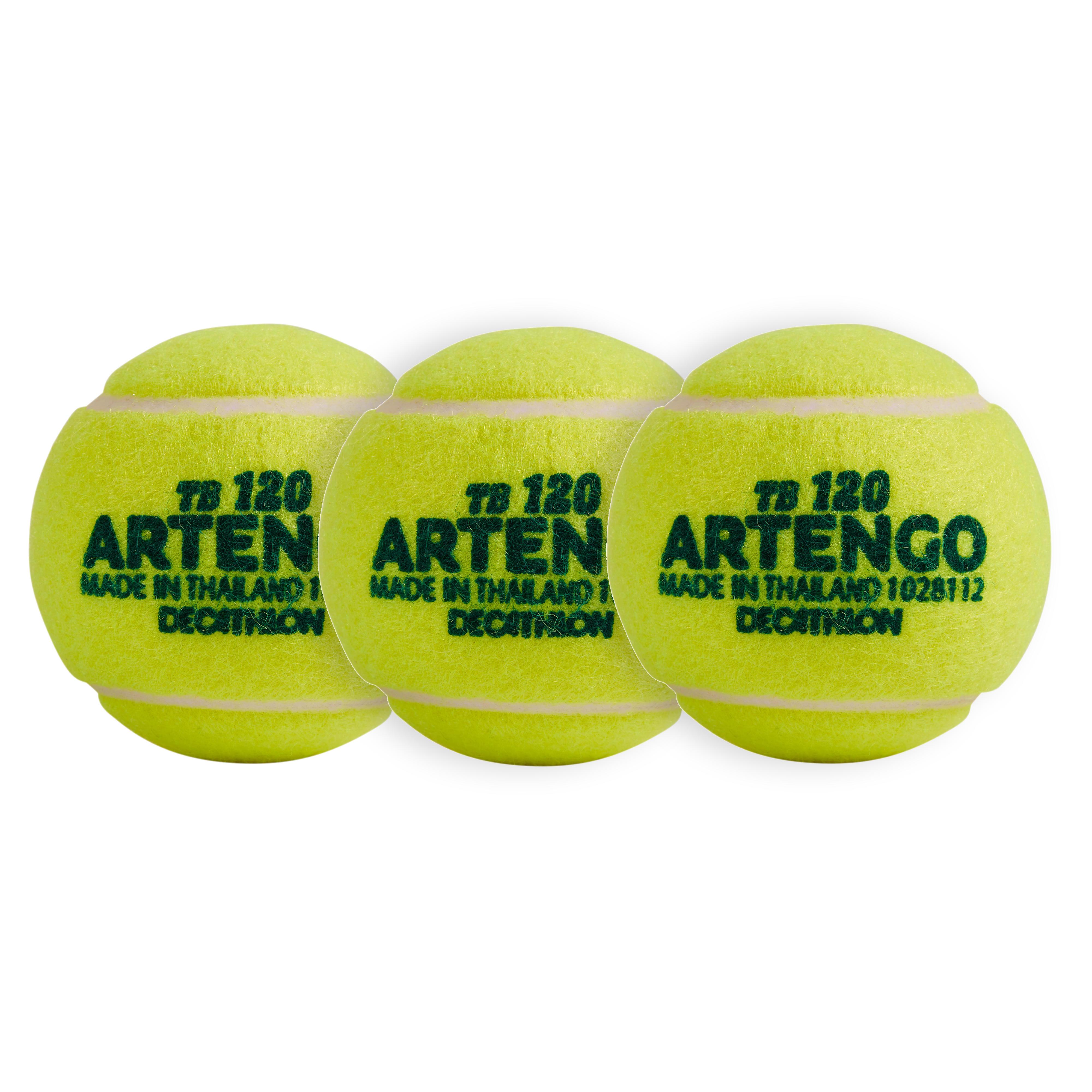 TB120 Tennis Balls...