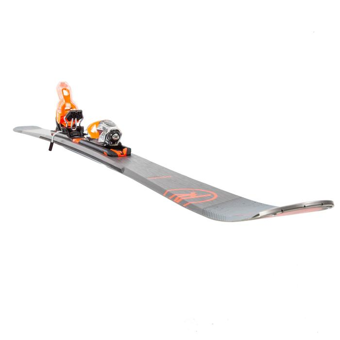 Ski Rossignol All Mountain Experience 80 CI Herren grau orange