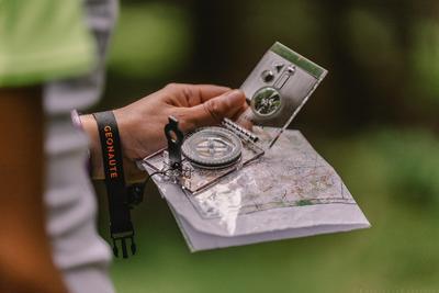 C500 sighting compass