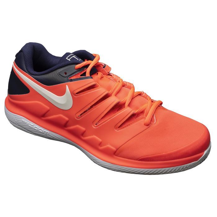 Tennisschoenen voor heren Air Zoom Vapor 10 voor gravel rood