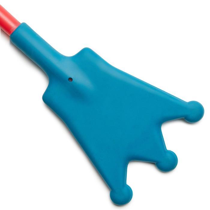 Fusta equitación niños 140 MULTI Azul y Rosa - 58 cm