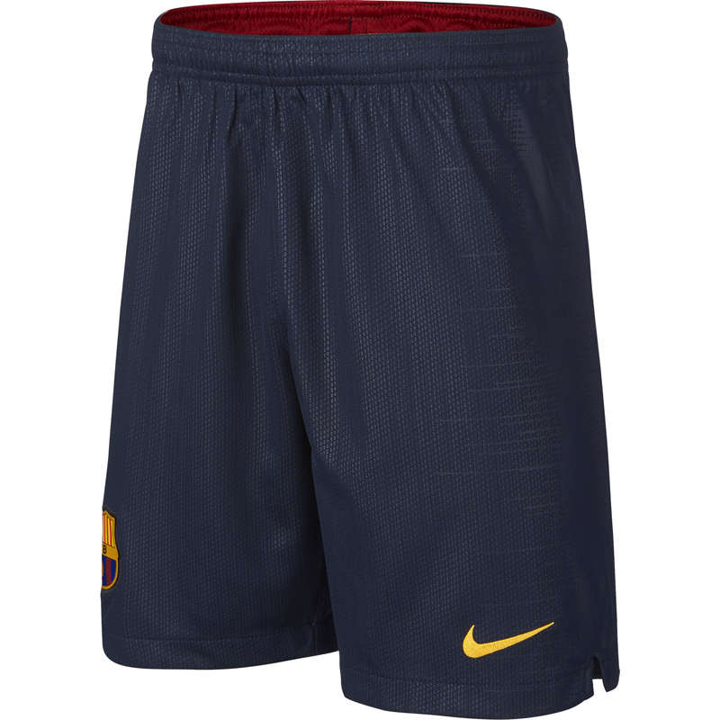 BARCELONA FC Football - Kids' 2018/2019 FCB Shorts NIKE - Football Clothing