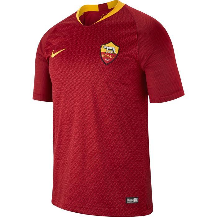 Camiseta fútbol réplica adulto AS Roma rojo