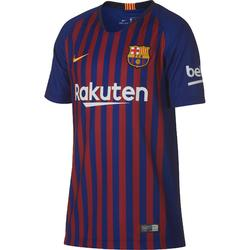 Camiseta de fútbol júnior réplica Barcelona local 18/19