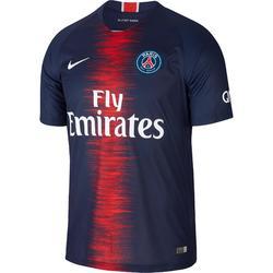 Voetbalshirt PSG Thuisshirt 18/19 voor kinderen blauw/rood