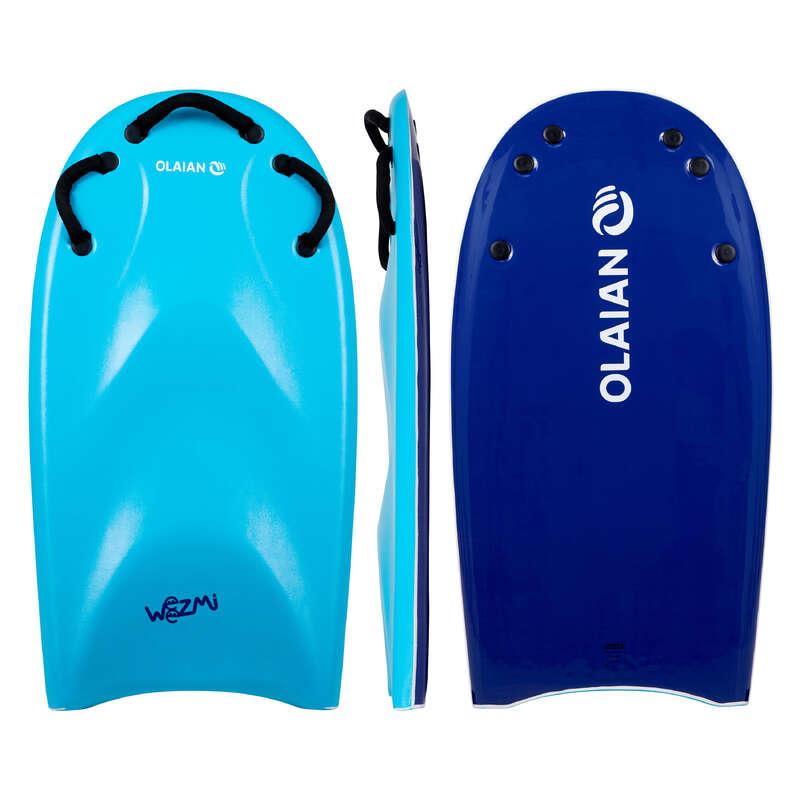 DISCOVERY BODYBOARD Surf - Weezmi Tandem Bodyboard - Blue OLAIAN - Surf