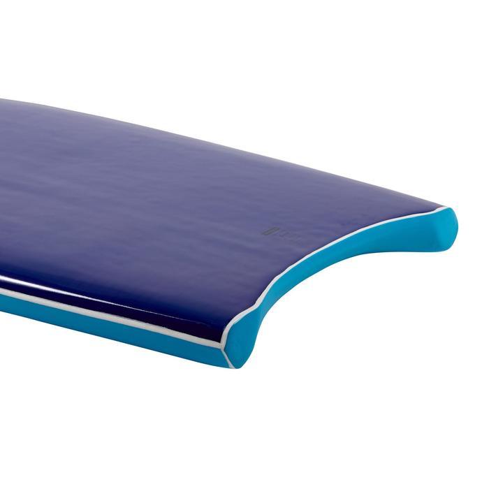 Tandem bodyboard Weezmi kind en volwassene blauw met grepen