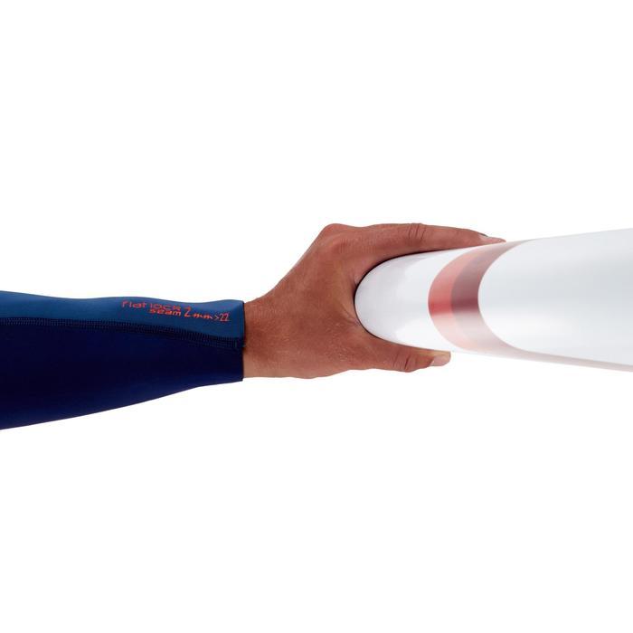 Tabla Surf Egg 500 Rígida 6'6 Se entrega con 3 quillas.