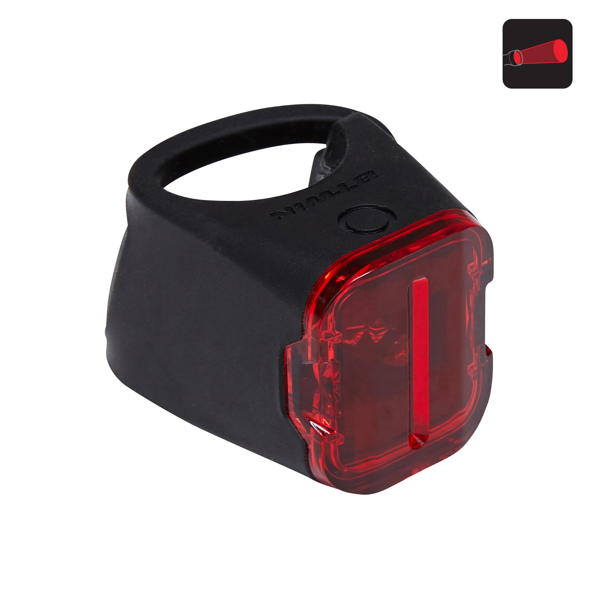 B'twin Ledachterlicht voor fiets Vioo 500 Road USB