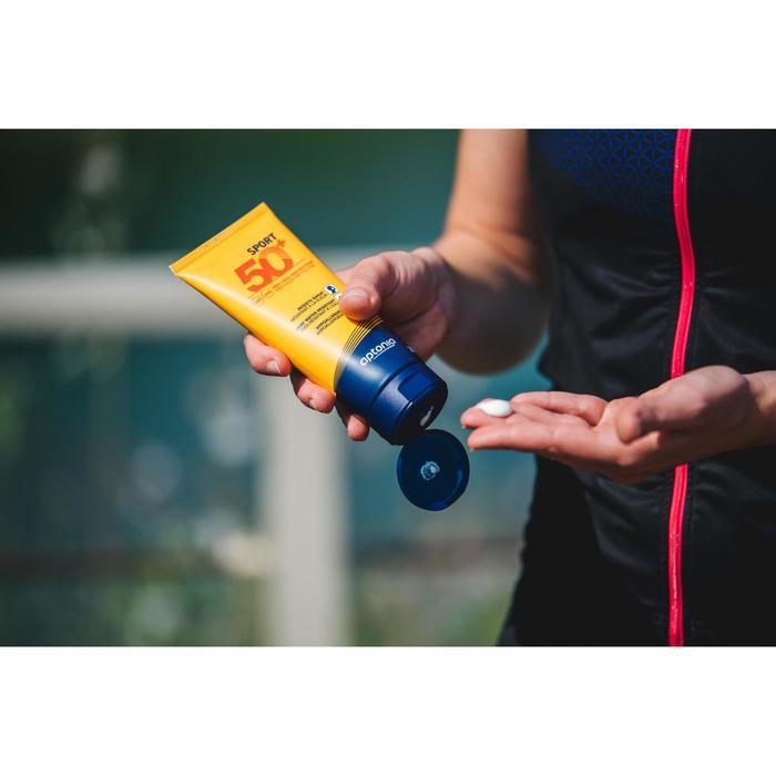 Zonnecrème voor sporters factor 50+ 200 ml