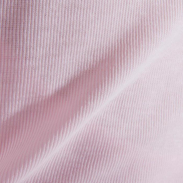 Cache-cœur de danse classique fille rose pâle - 1517432