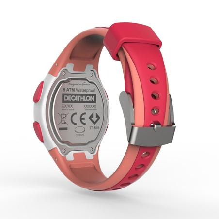 S dydžio moteriškas bėgimo chronometras W200