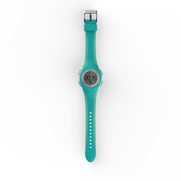 Reloj cronómetro running W200 S verde pastel