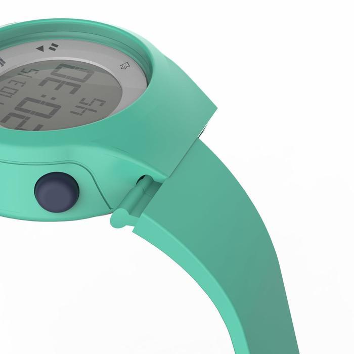 W500 S women's running stopwatch - Green