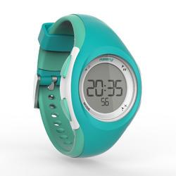 horloge stopwatch lopers W200 pastelgroen