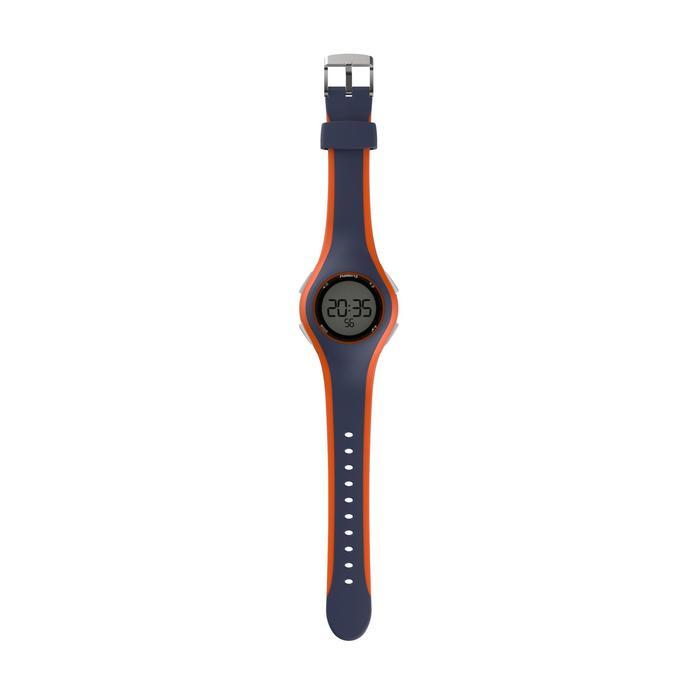 Reloj cronómetro de running W200 M azul y naranja