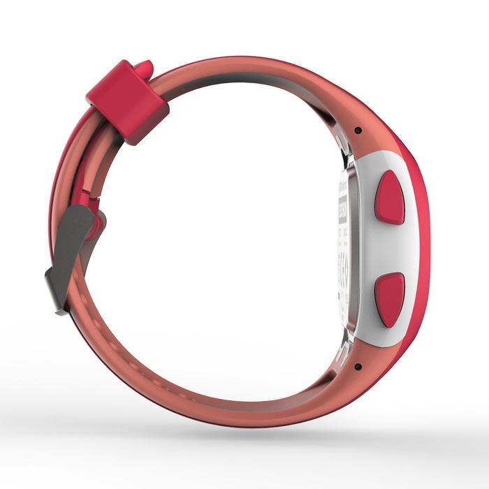 Relógio cronómetro de corrida Mulher W200 S Rosa e Coral