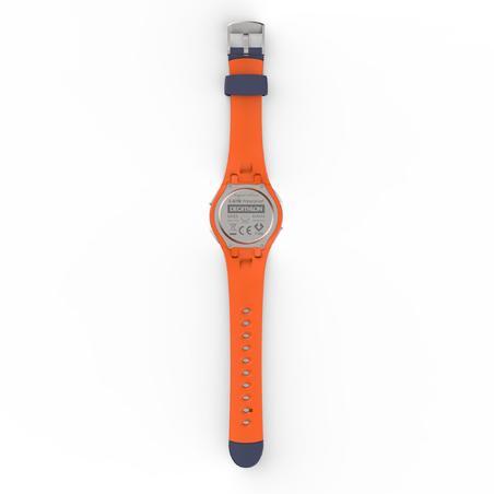 Reloj cronómetro de atletismo W200 M azul y naranja