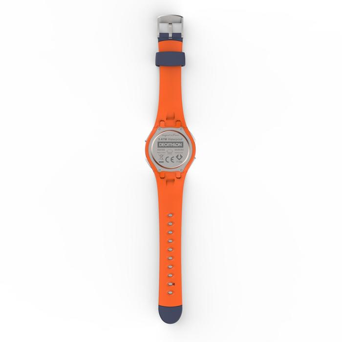 Sportuhr W200 M grau/orange